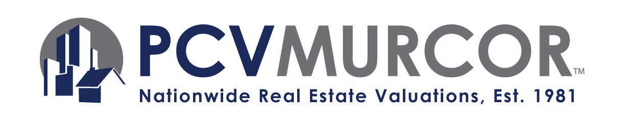 appraisal management company real estate valuations pcv murcor