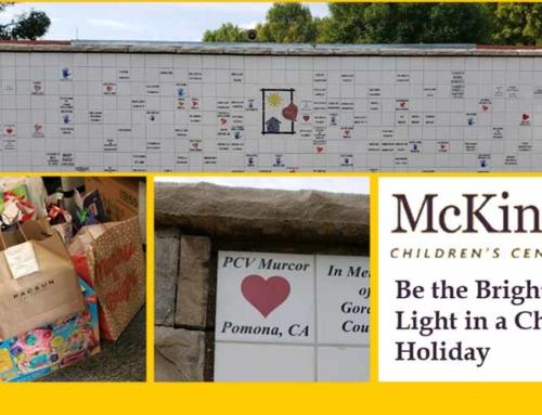 PCV Murcor Fulfills Children's Holiday Wishes with McKinley Children's Center