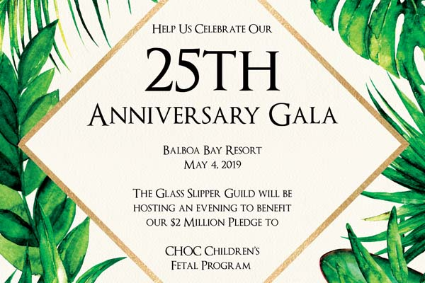 Glass Slipper Guild Gala