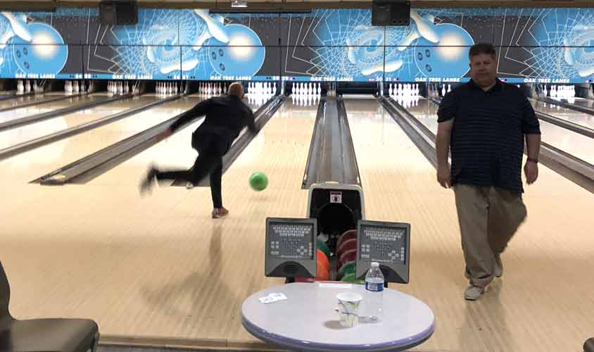 Employee Bowling Night