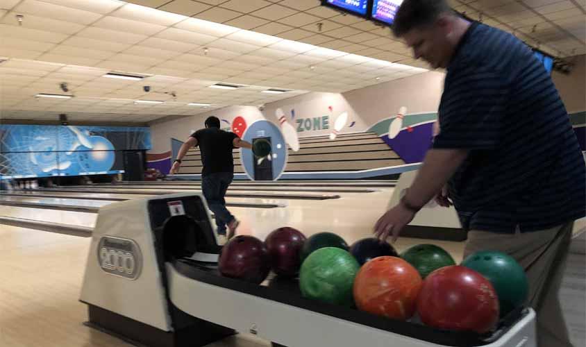 Employees Bowling Night