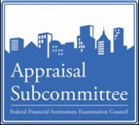 Appraisal Subcommittee Logo