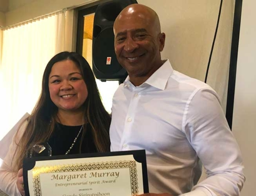 Margaret Murray Award & the 2018 Employee of the Year Recipients Recognized