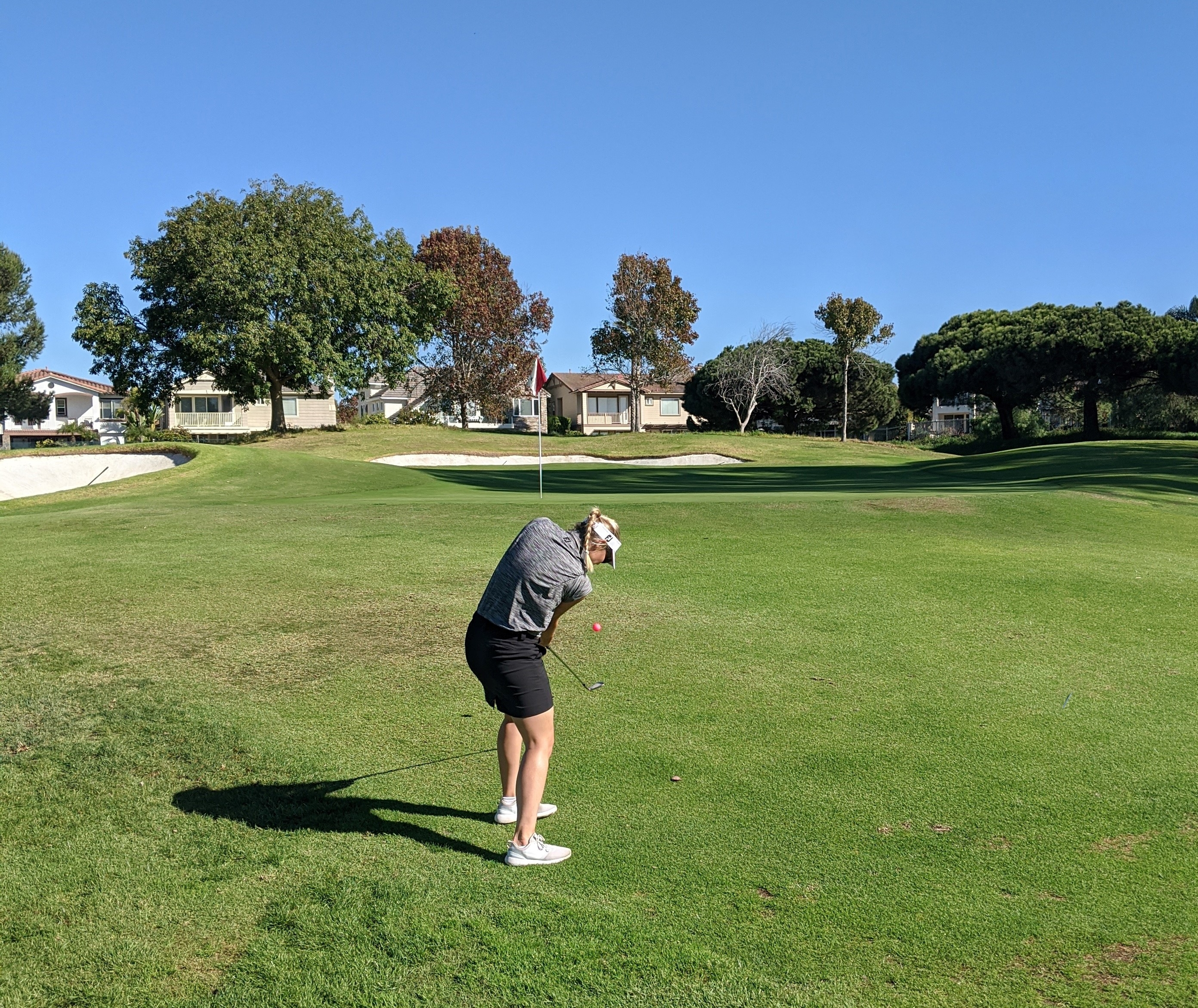 PCV Teeing Off for Human Trafficking