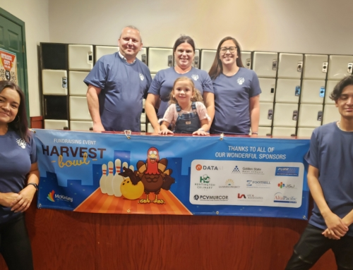 PCV Murcor Employees Bowl for Children in Need at Harvest Bowl