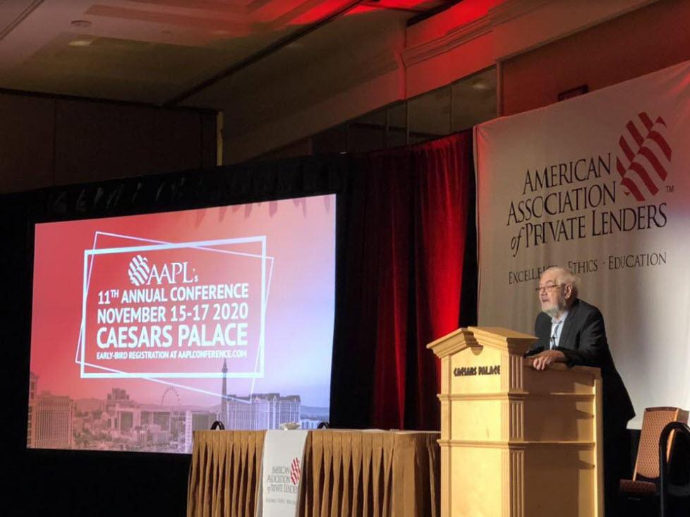 Barney Frank - AAPL Conference