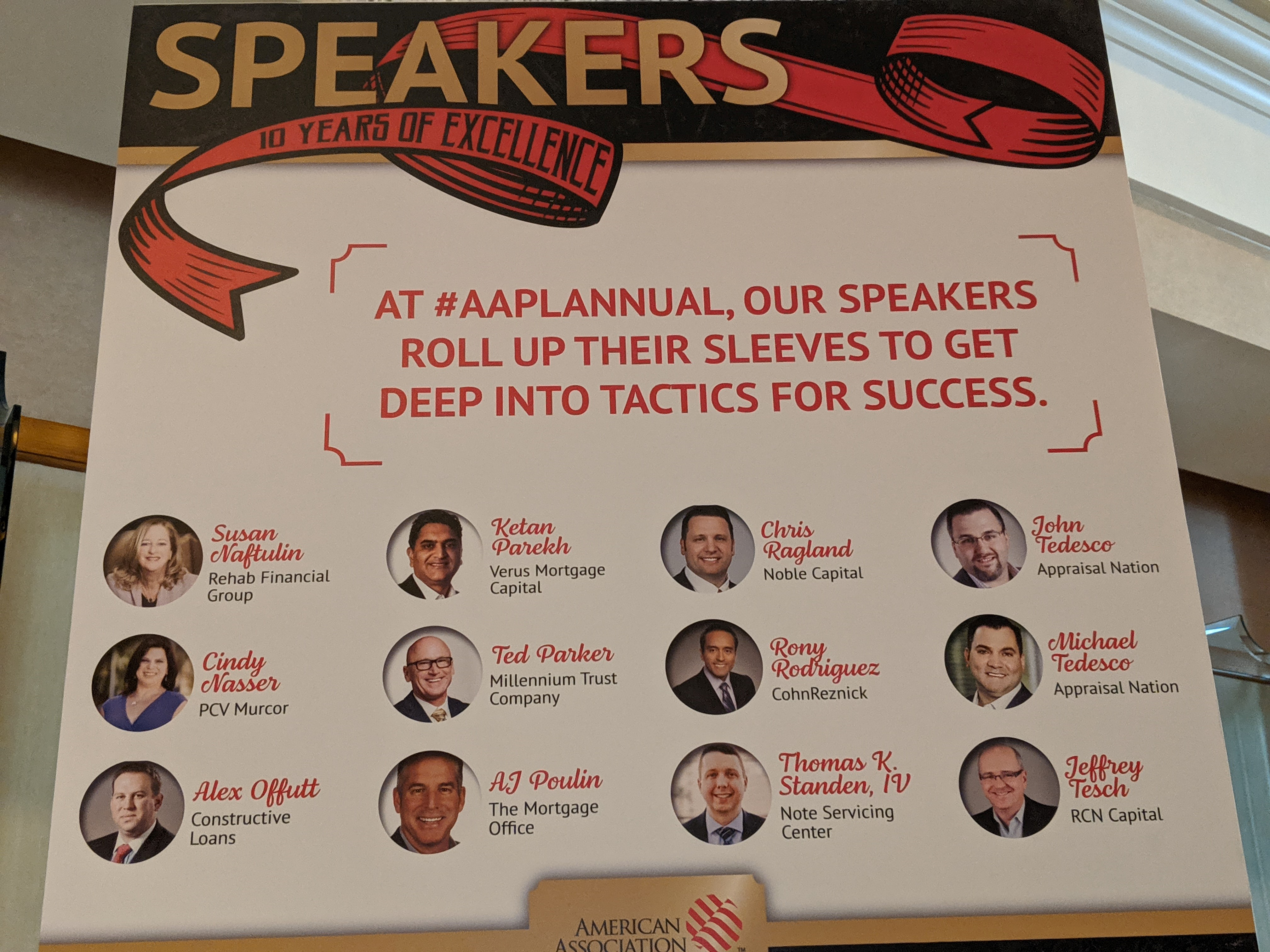 AAPL Speakers - Annual AAPL Conference