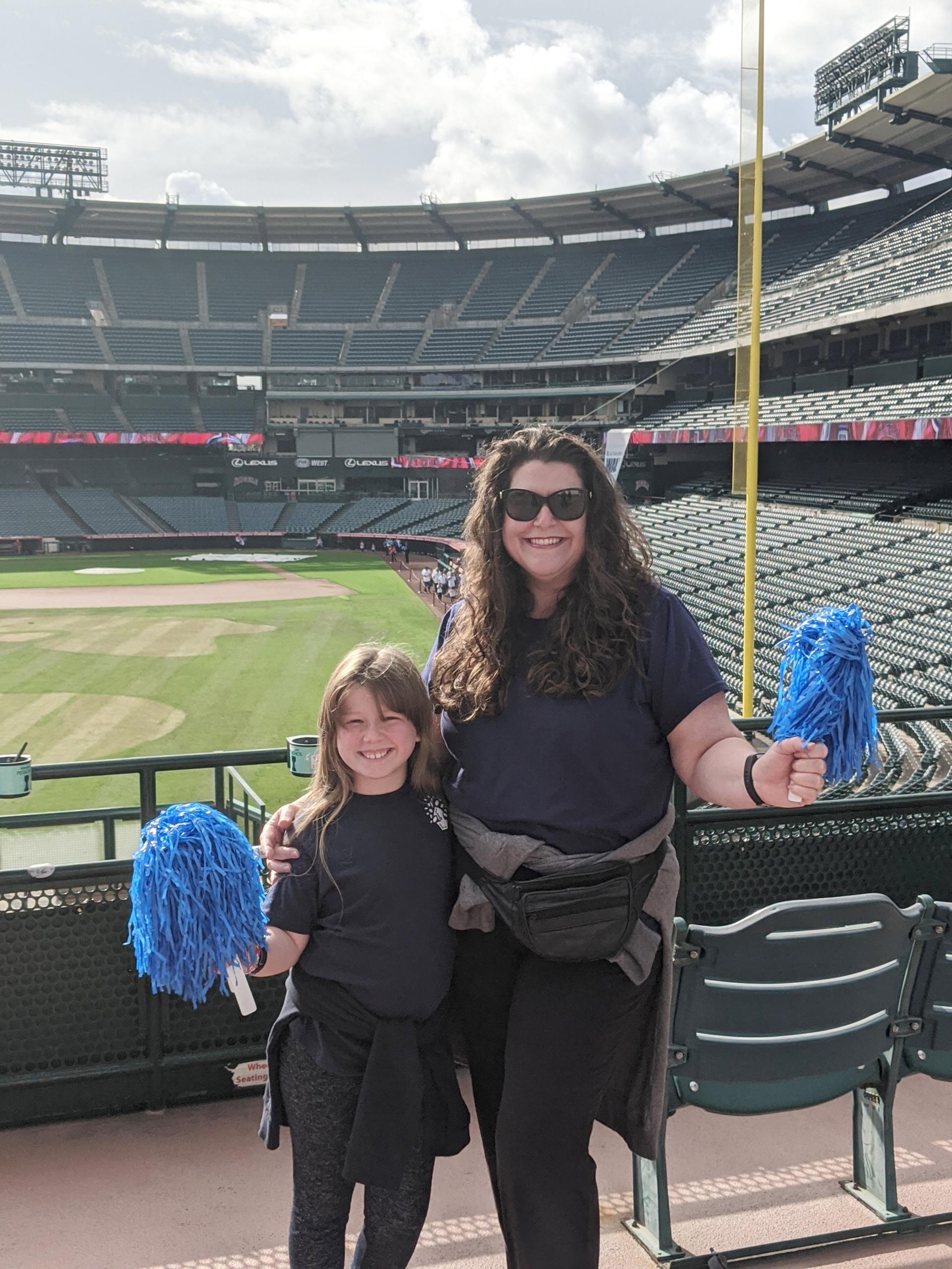 Autism Walk - Angels Stadium