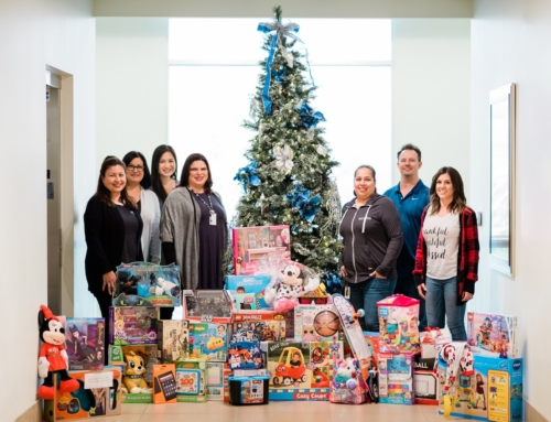 PCV Murcor Employees Fulfill Children's Holiday Wish Lists