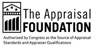appraisal foundation logo