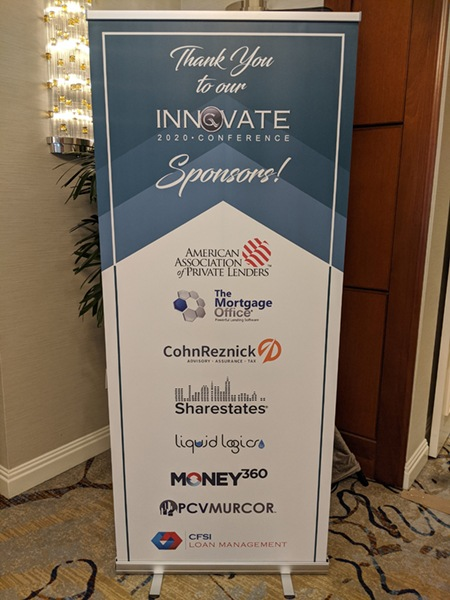 Innovate Conference Sponsors