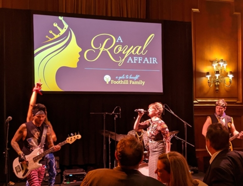 PCV Murcor Attends Foothill Family's A Royal Affair Gala