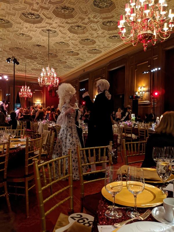 Royal Affair Gala Guests