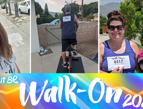 Walk-On, PCV Murcor Employees Walk to Support The Let It Be Foundation
